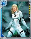 Malice Invisible Woman