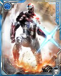 Dark Avenger Iron Patriot