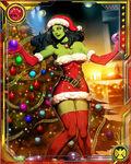 Santa Suit She-Hulk