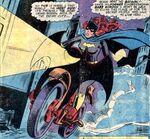 Batgirl's Third Model