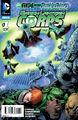 Green Lantern Corps Annual Vol 3 1