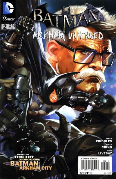 Batman: Arkham Unhinge...