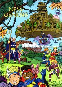 New Genesis 001