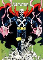 Mister Bones 001