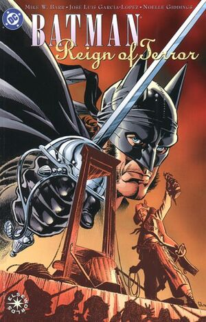 Cover for Batman: Reign of Terror #1 (1998)