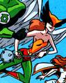 Hawkgirl Teen Titans