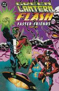 Green Lantern-Flash Faster Friends Vol 1 1