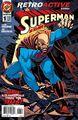 DC Retroactive Superman - The '90s Vol 1 1