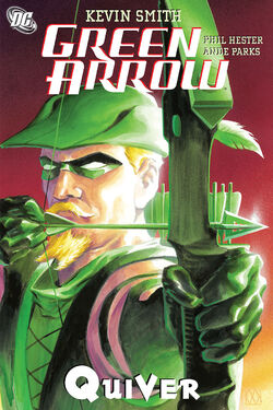Cover for the Green Arrow: Quiver Trade Paperback