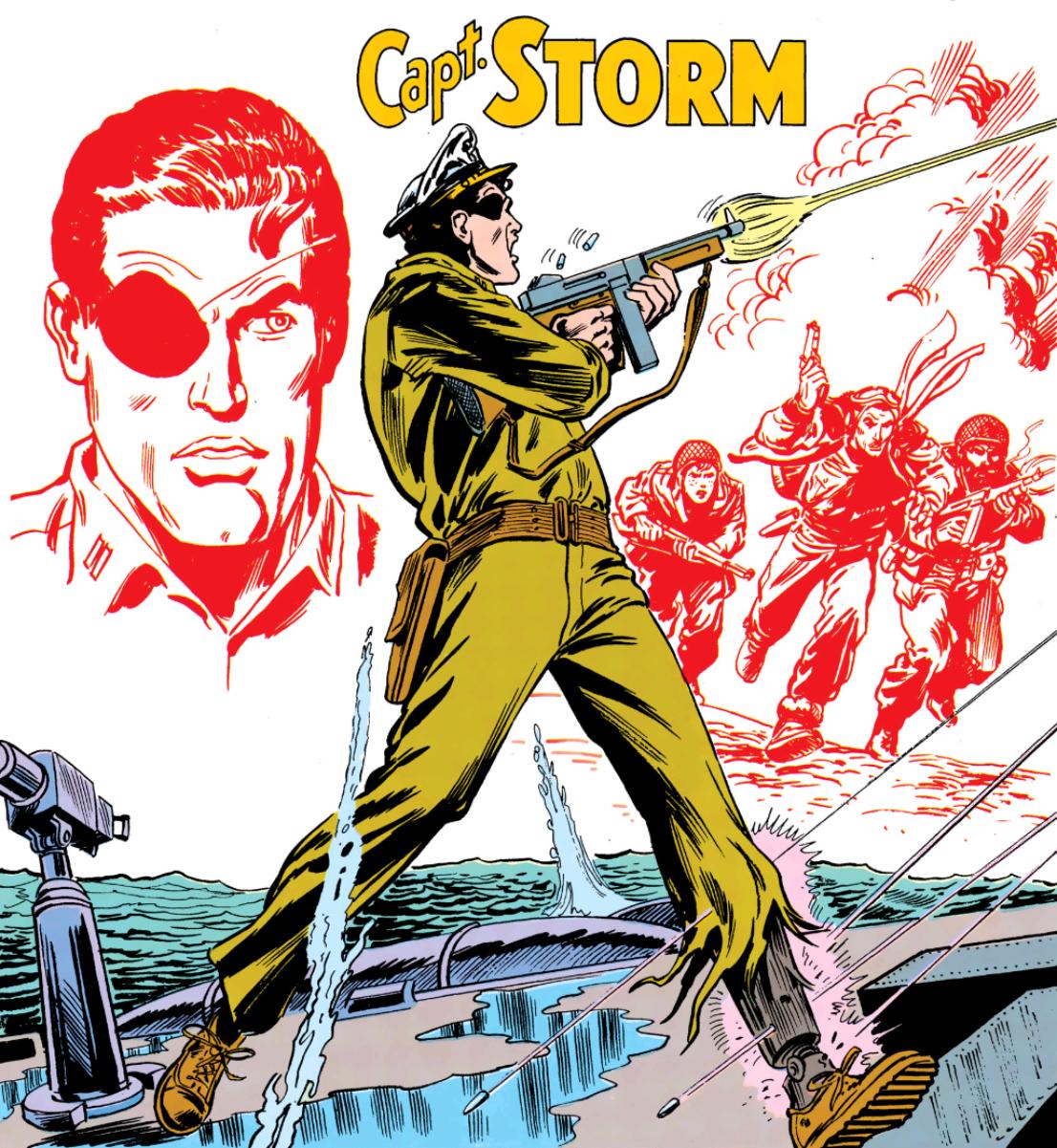 Captain Storm 001