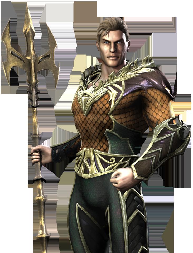 Orin (Injustice Gods Among Us) 001