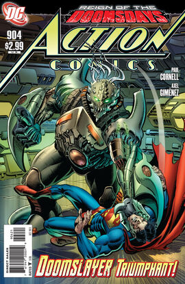 Jerry Ordway Variant