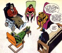 Doom Patrol therapy