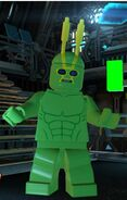 Ambush Bug Lego Batman 001