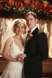 Chloe Jimmy Wedding