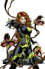 Detective Comics Vol 2 23.1 Poison Ivy Textless