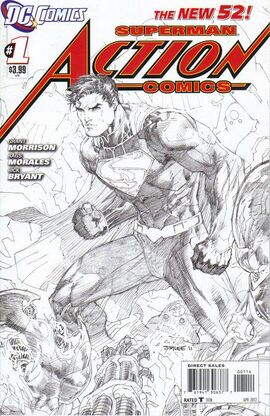 "<a href=""/wiki/Jim_Lee"" title=""Jim Lee"">Jim Lee</a> Sketch Variant"