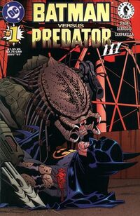 Batman versus Predator Vol 3 1