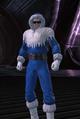 Captain Cold DC Universe Online