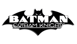 Batman Gotham Knights Logo