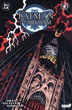 Cover for Batman of Arkham #1 (2000)