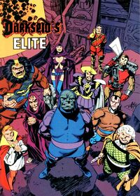 Darkseid's Elite 001