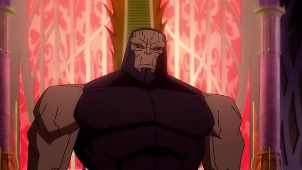 Darkseid Superman Batman - Apocalypse