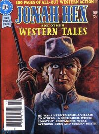 Jonah Hex and Other Western Tales 1