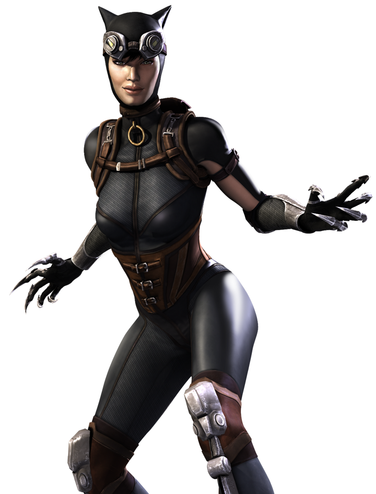 Selina Kyle (Injustice Gods Among Us) 001