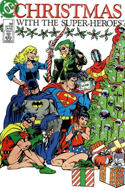 Christmas with the Super-Heroes Vol 1 | DC Database | FANDOM ...