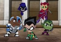 New Teen Titans