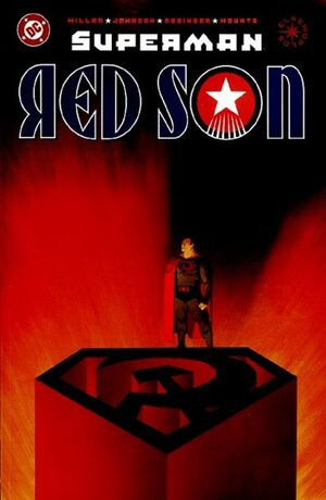 Cover for Superman: Red Son #1 (2003)