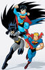 Superman/Batman #24 Textless