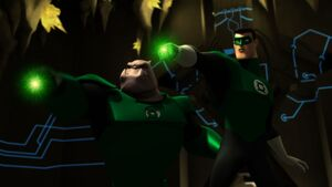 GLAS - Hal and Kilowog