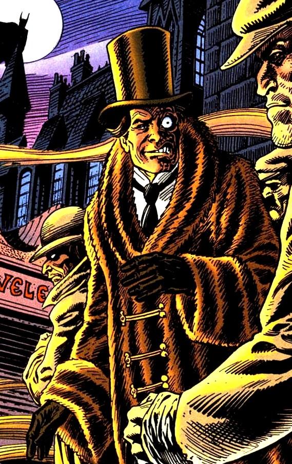 Two-Face Batman of Arkham 01