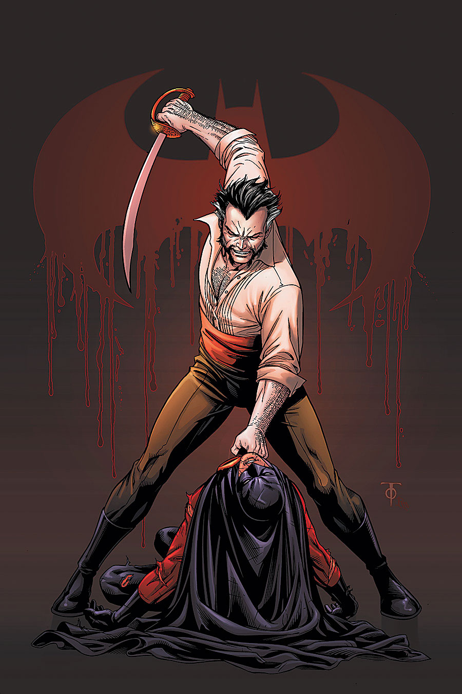 Harley vs batman and robin 8