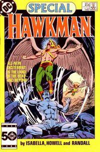Hawkman Special 1986