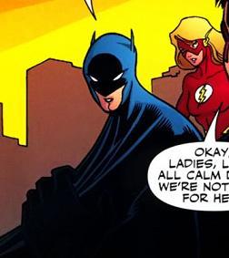 Batwoman Earth-11 001