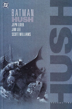 Cover for the Batman: Hush Vol 2 Trade Paperback