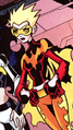 Flamebird Earth-Teen Titans