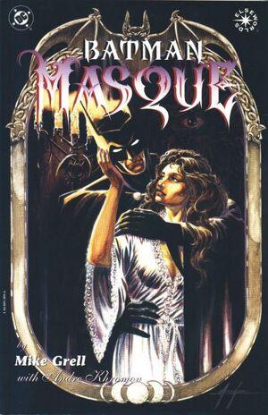 Cover for Batman: Masque #1 (1997)