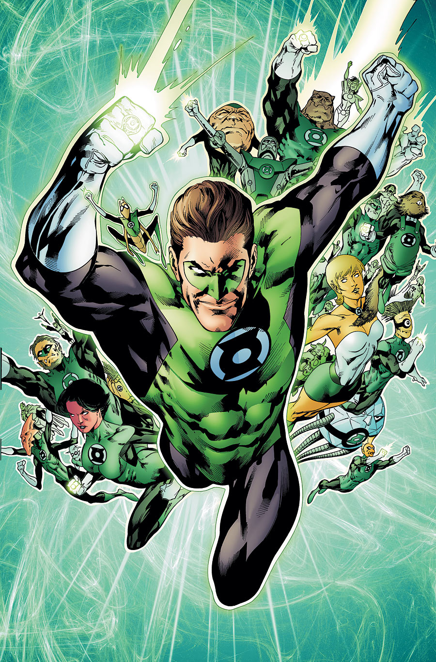 Green Lantern Corps | DC Database | FANDOM powered by Wikia