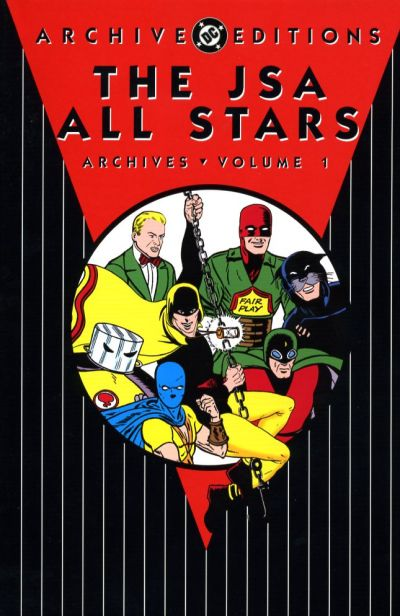 Image result for jsa all-stars archives