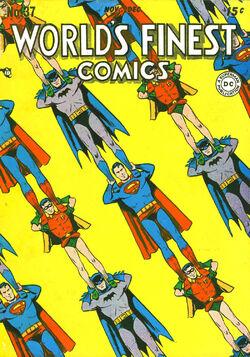 World's Finest Comics 37