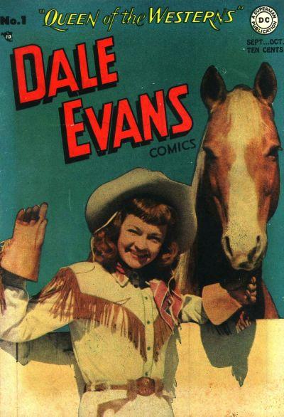dale evans horse