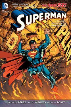Superman What Price Tomorrow TPB