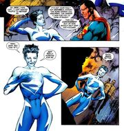 Livewire New Costume