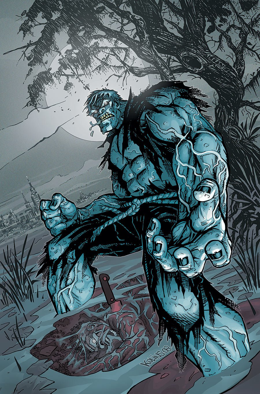 Image result for solomon grundy comics