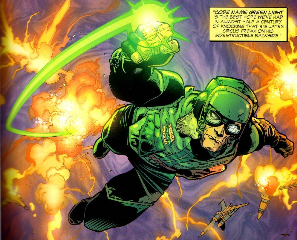 Hal Jordan (Earth-30)   DC Database   Fandom powered by Wikia Red Son Justice League