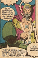 Vox the Bionic Bandit